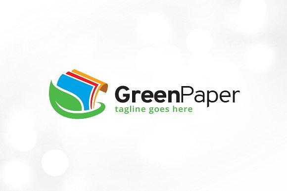 Paper Logos.