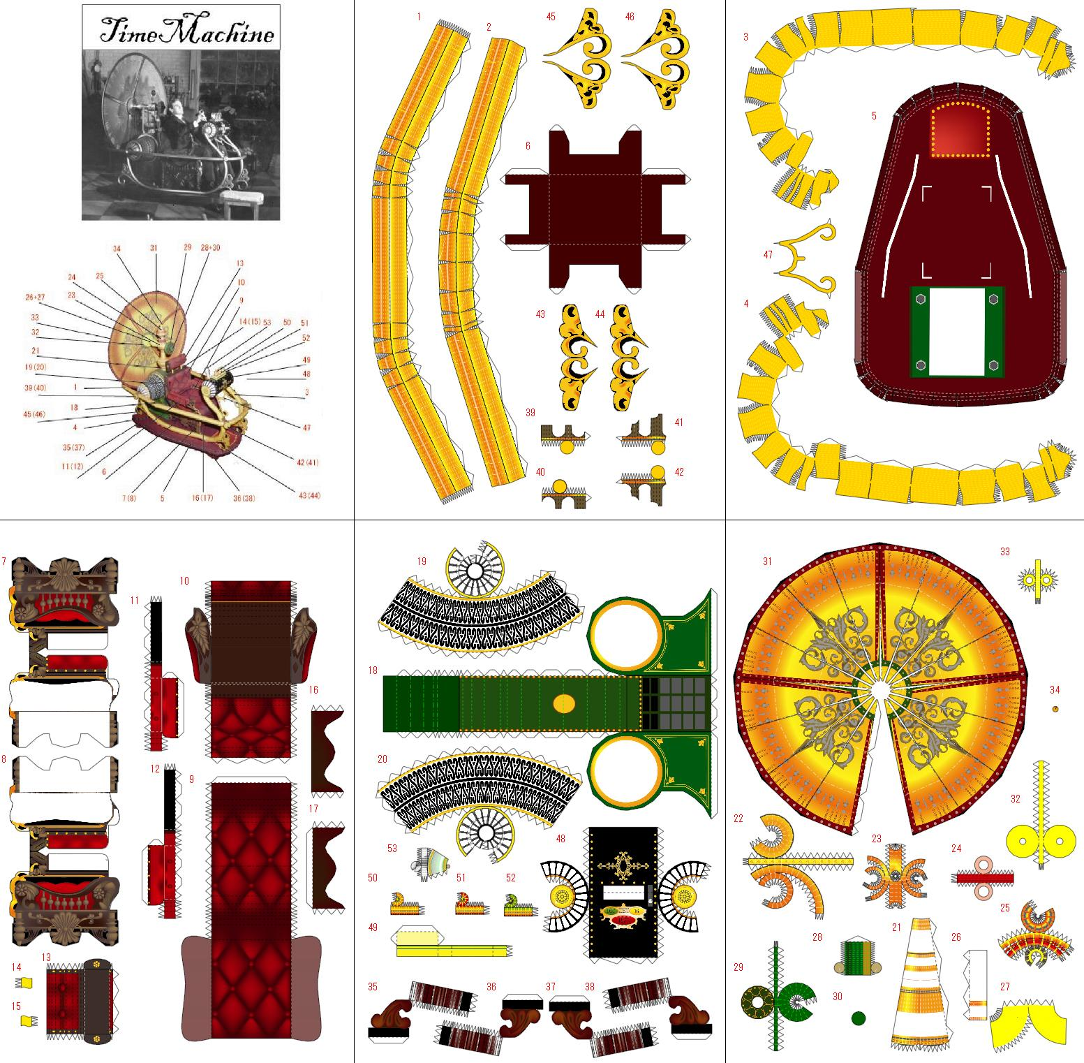 1000+ images about Paper Models on Pinterest.