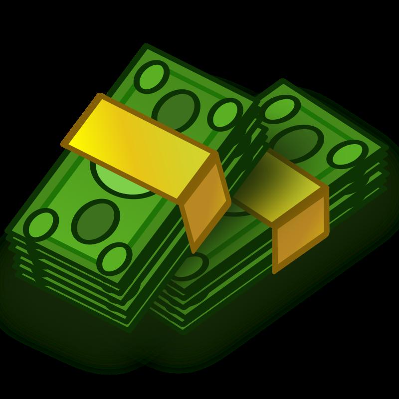Paper Money Clipart.