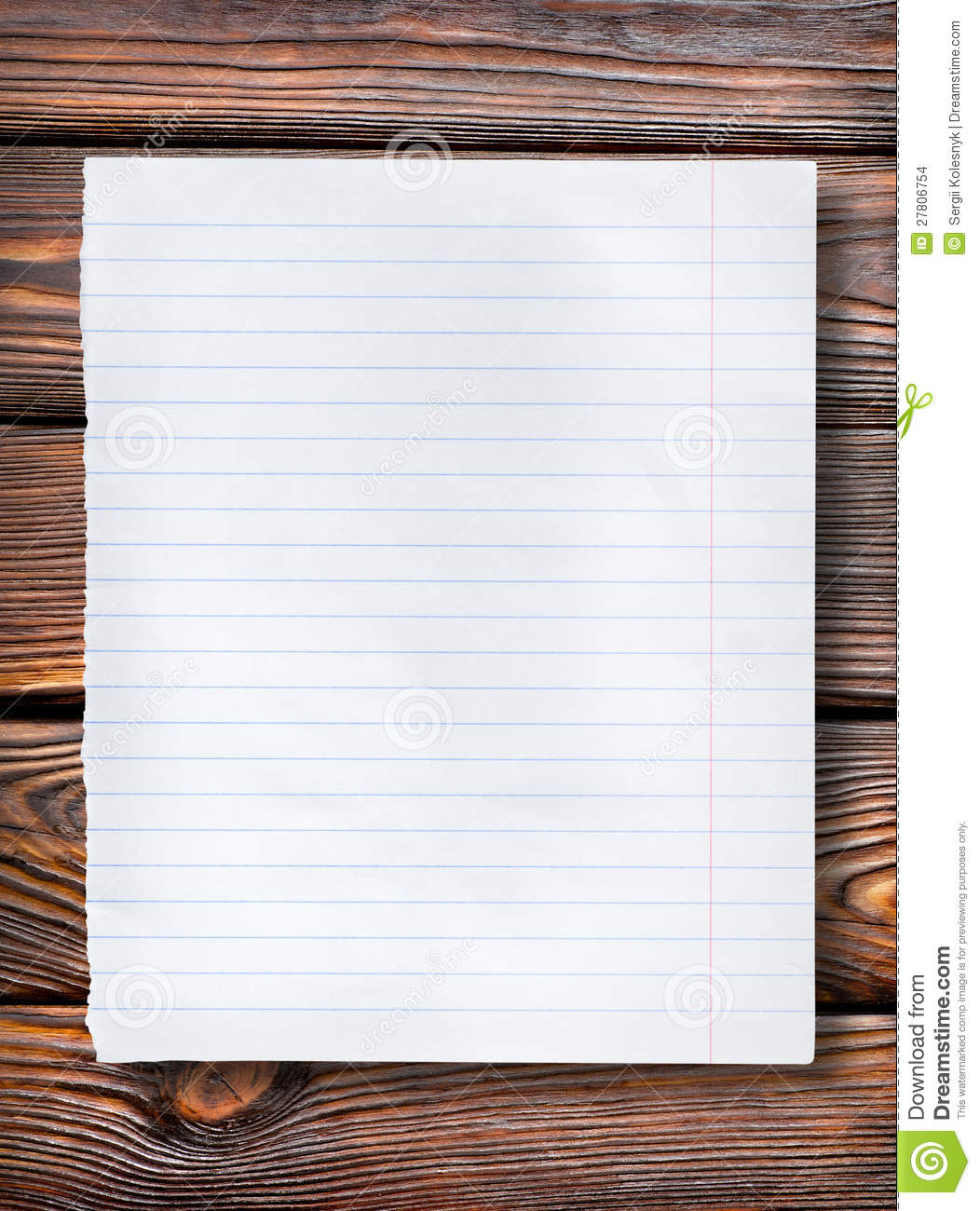 Pencil And Notepad Clipart.