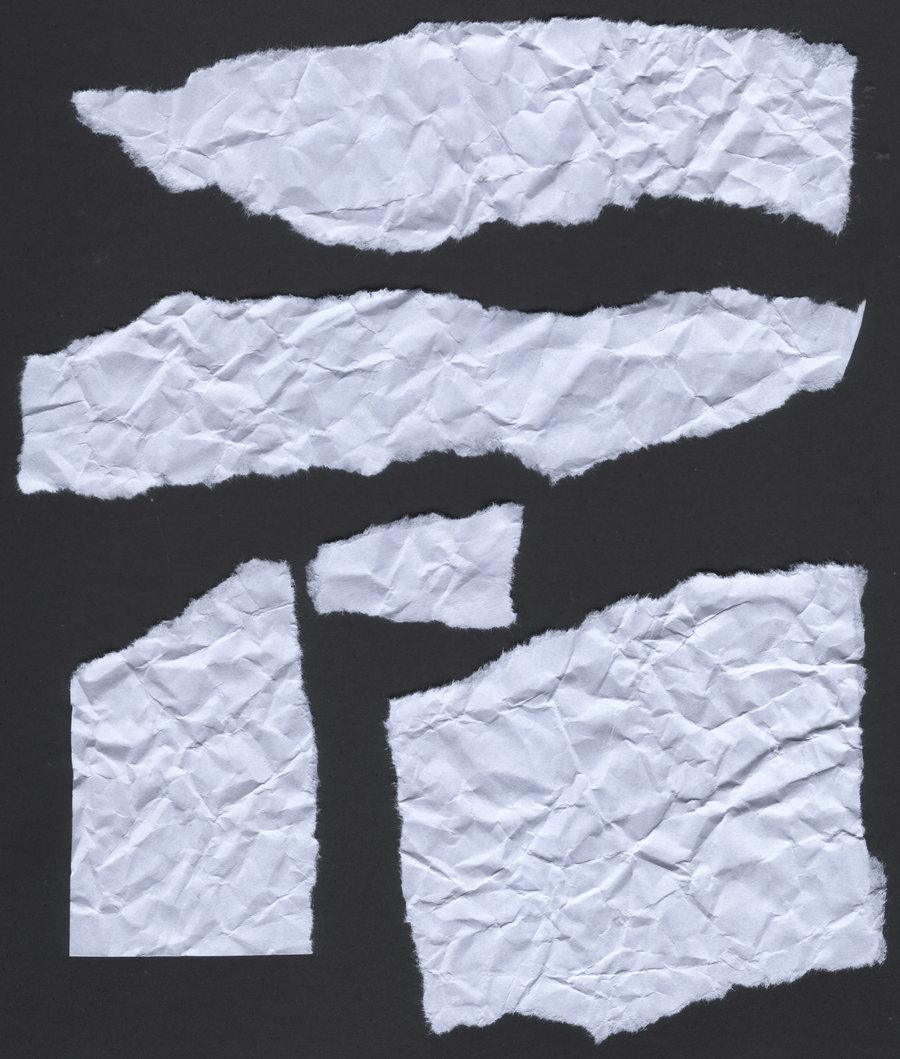 Torn Paper Pieces by StooStock on Clipart library.