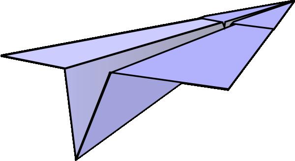 Paper Airplane Clip Art at Clker.com.