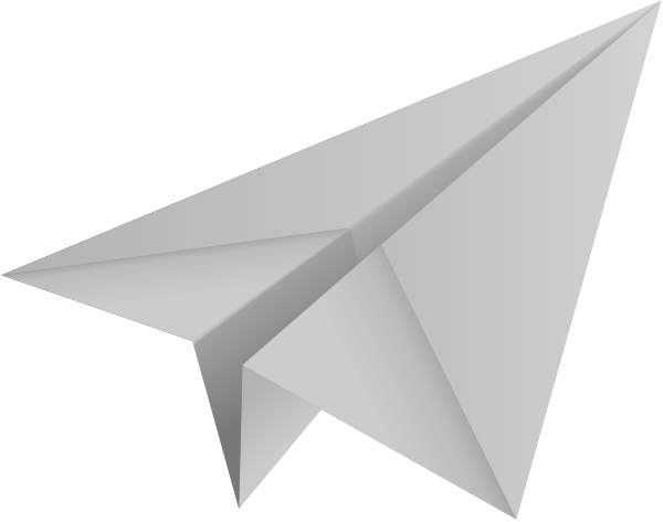 Paper plane PNG images free download.