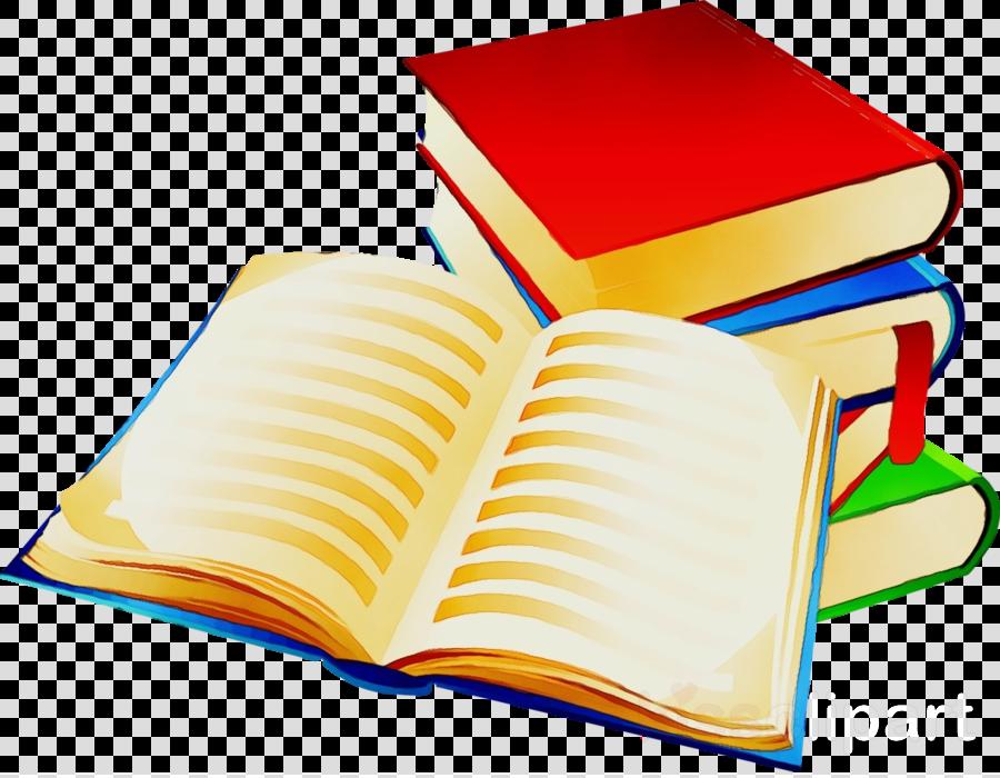clip art yellow book paper product publication clipart.
