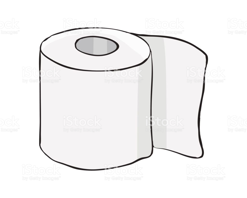 Toilet paper roll clipart 3 » Clipart Station.