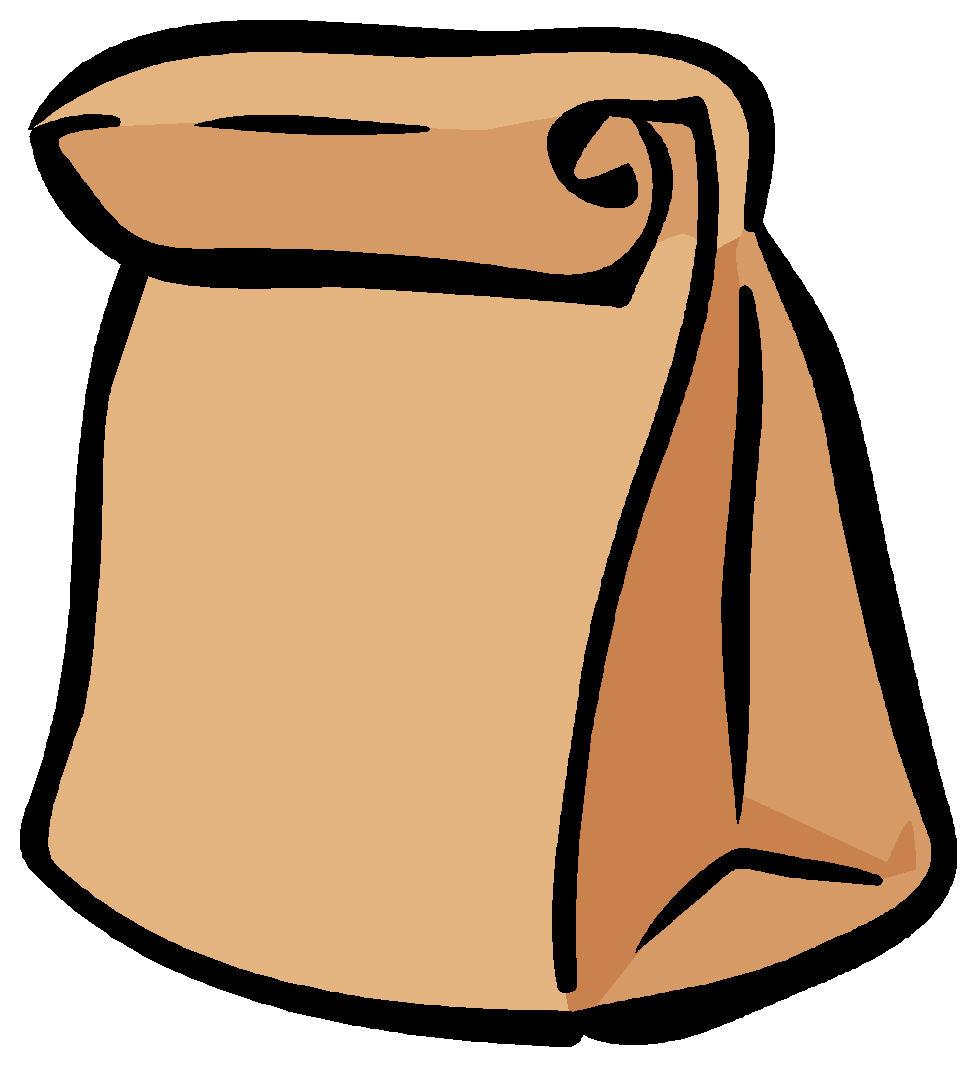 11+ Paper Bag Clipart.