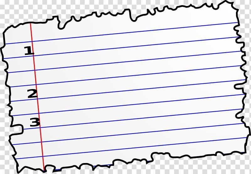 Paper clip Notebook , paper sheet transparent background PNG.
