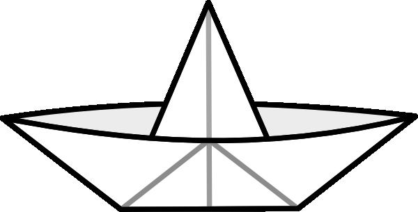 Paper Boat Clip Art at Clker.com.