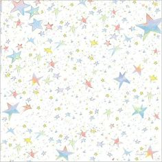 Star On Paper Clipart.