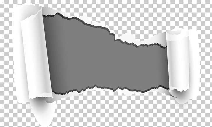 Paper Tearing PNG, Clipart, Angle, Background Effects, Black.