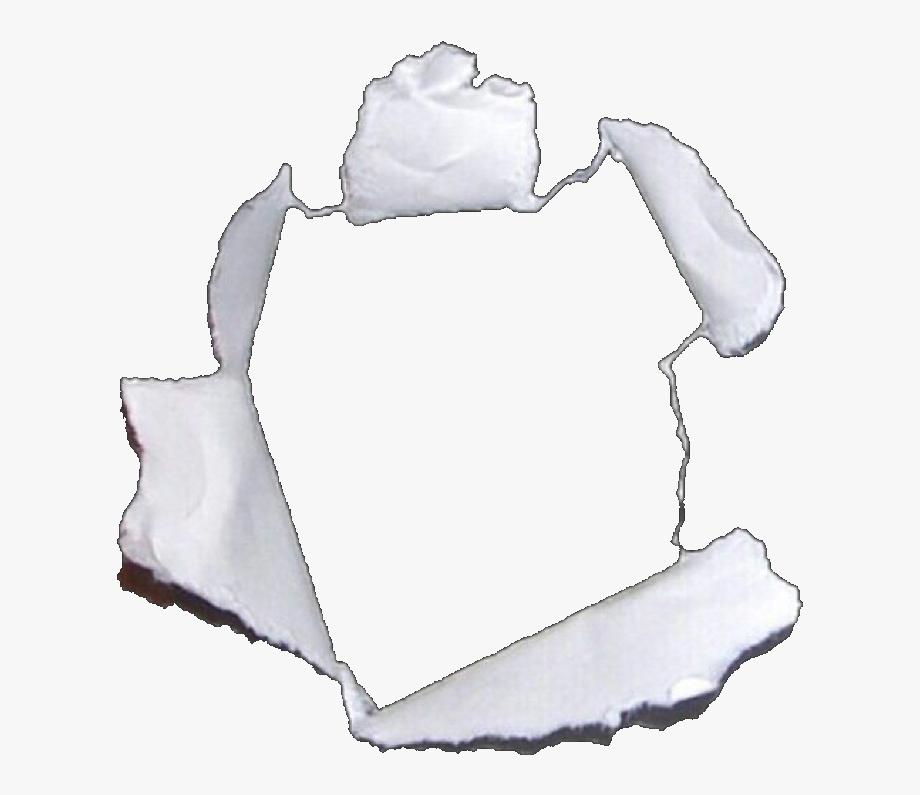 Transparent Paper Tear Png.