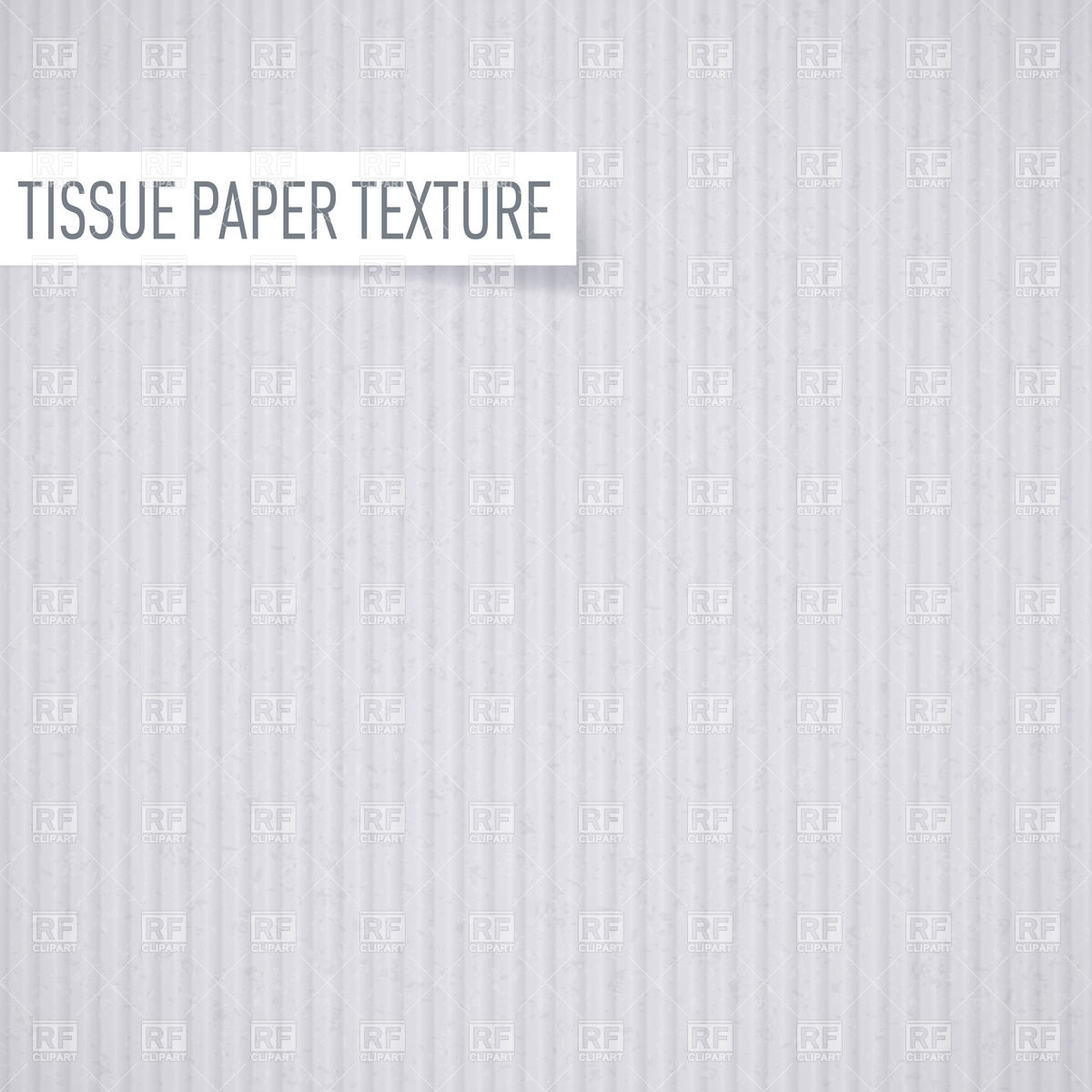 Realistic tissue paper texture Vector Image #35225.