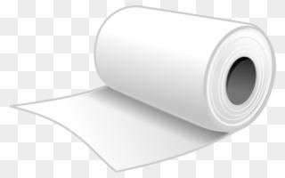 paper towel clipart #10