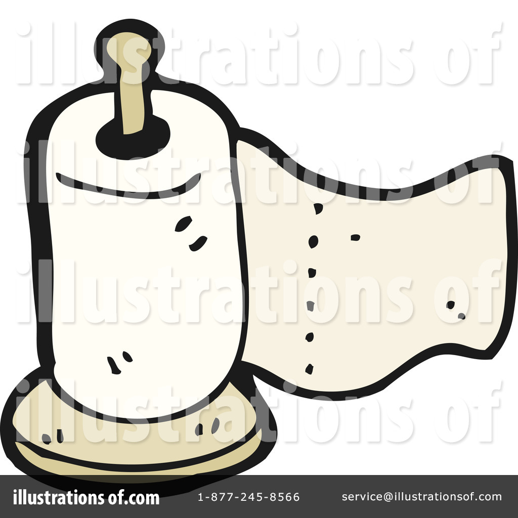Paper Towels Clipart #1190716.