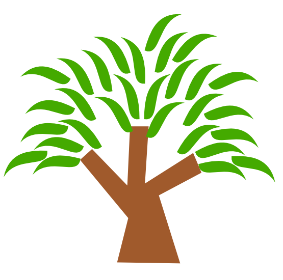 tree clipart wallpaper #5