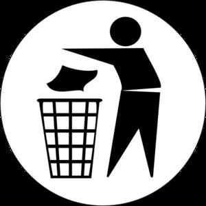 Waste Bin Clip Art at Clker.com.