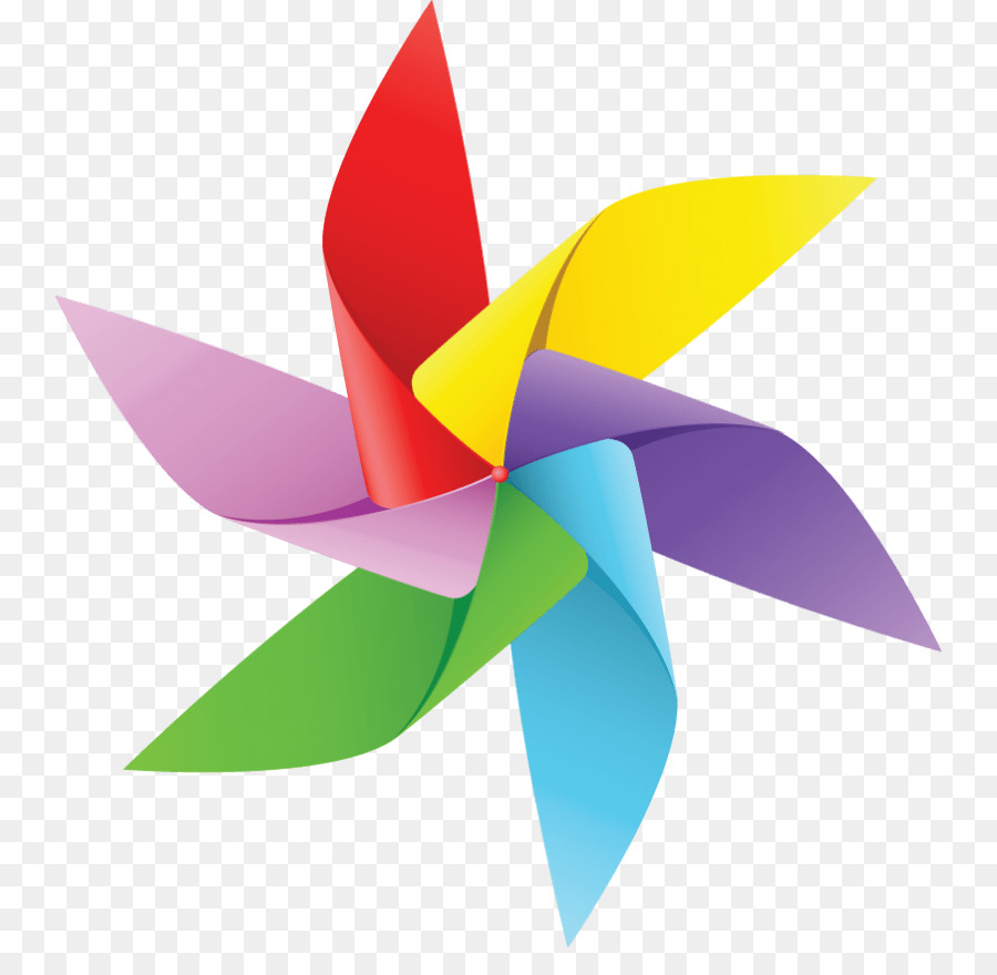 Paper Flower clipart.