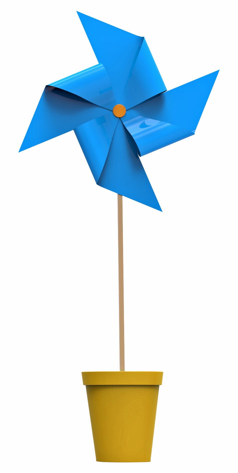 170218 Windmill Flowerpot.