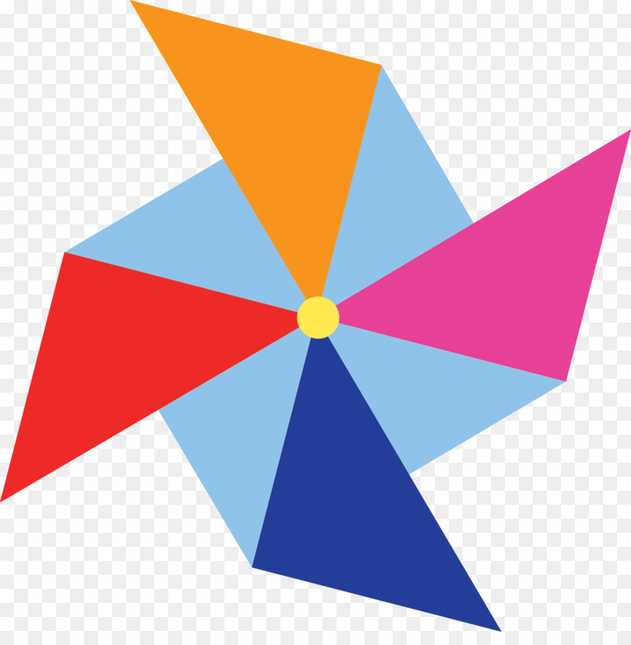Download Free png Paper Pinwheel Windmill Clip art windmill.
