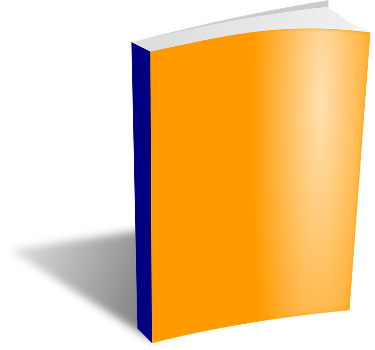 Free vector graphic: Notepad, Book, Cover, Library.