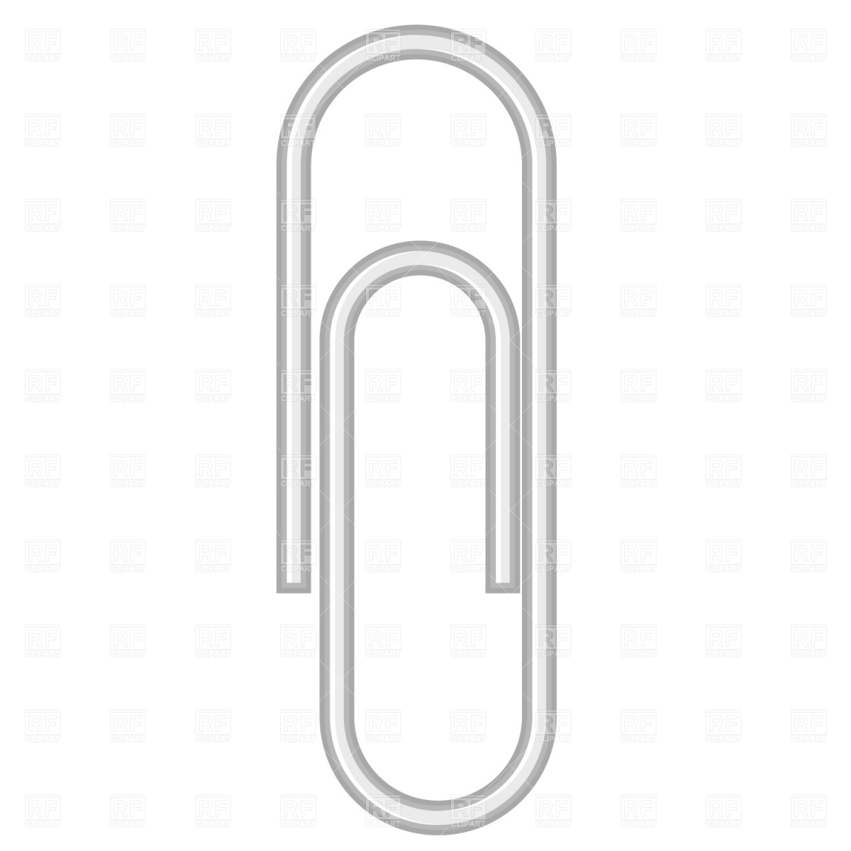 Clipart Paper Clip, Paperclip Free Clipart.
