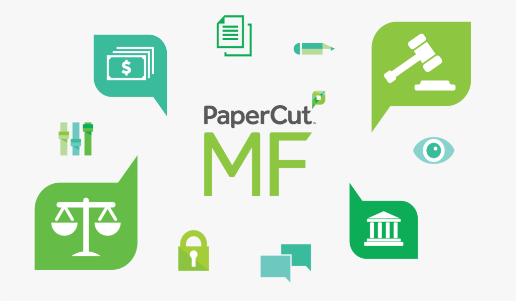 Top 5 reasons to use PaperCut MF in legal.