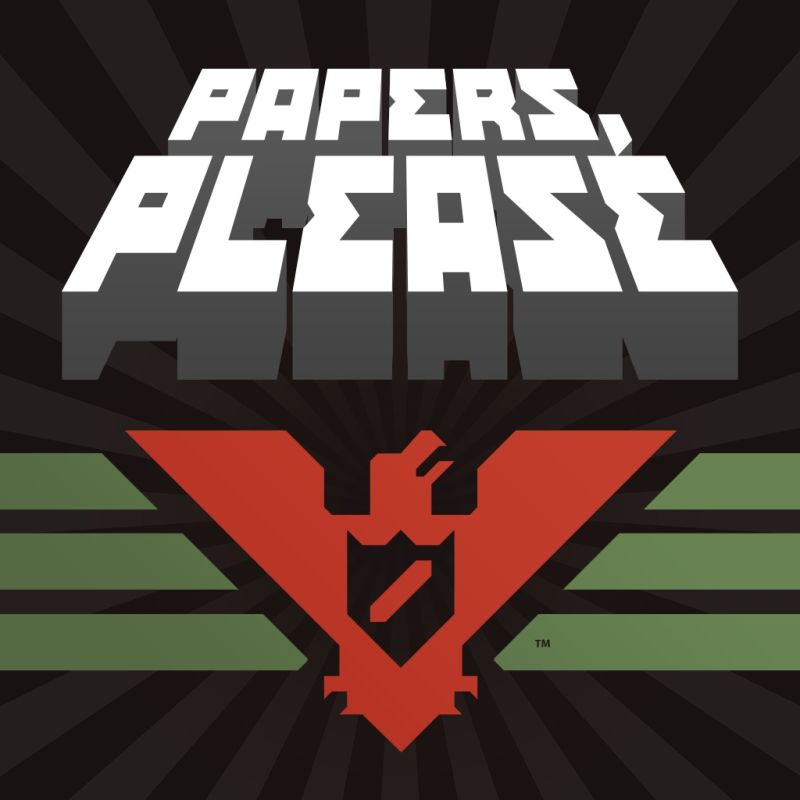 Papers Please Font.