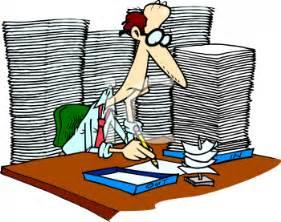 Similiar Man Doing Paperwork Clip Art Keywords.