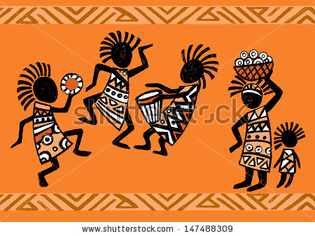 Aboriginal Dance Stock Vectors, Images & Vector Art.