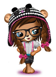 Club Chic Pippa Doll.