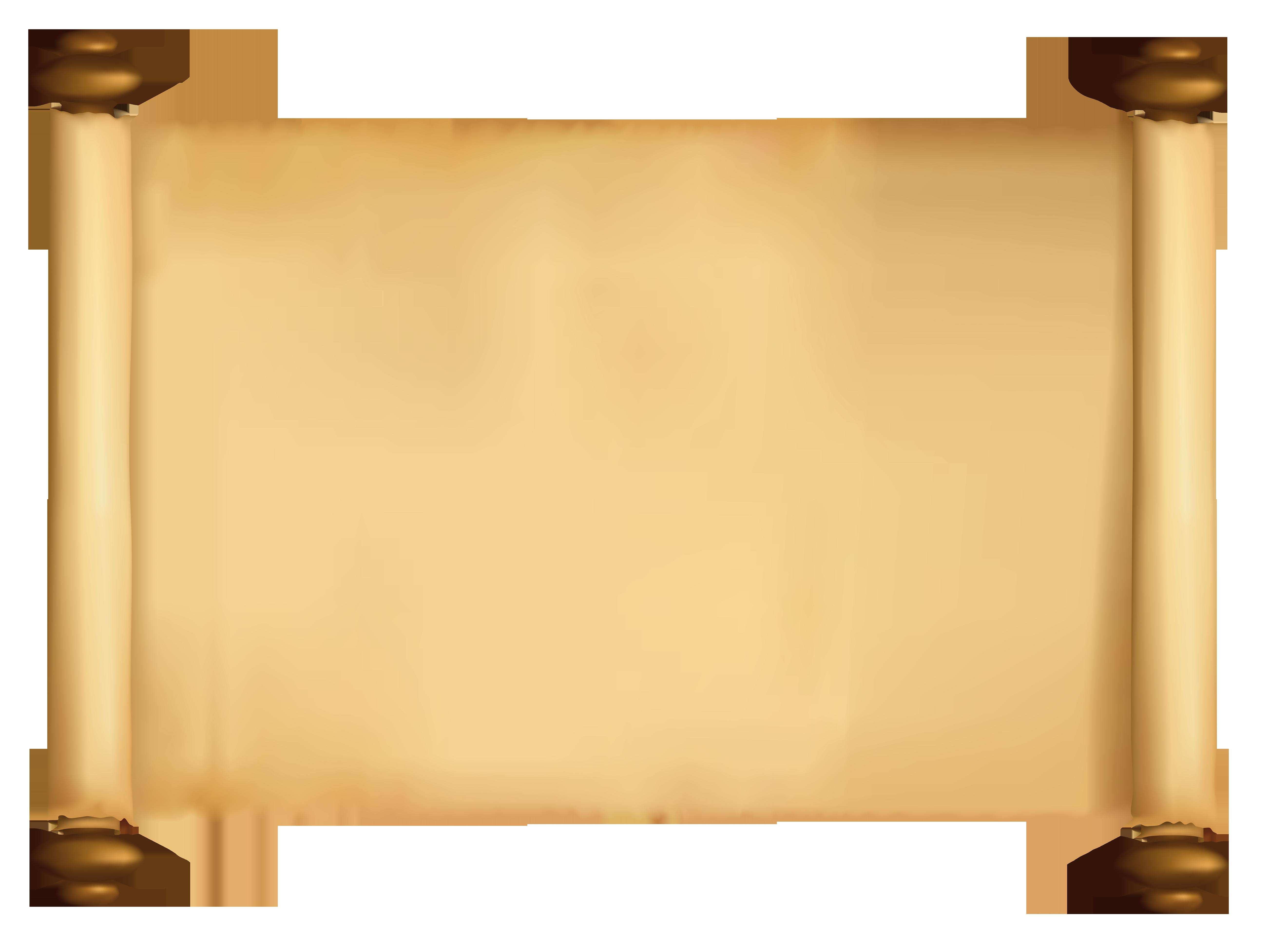 Papyrus Clip Art.
