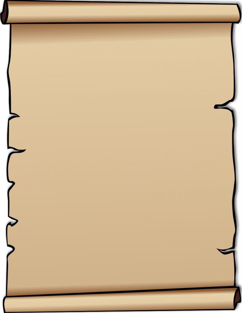 Papyrus Clip Art Free.
