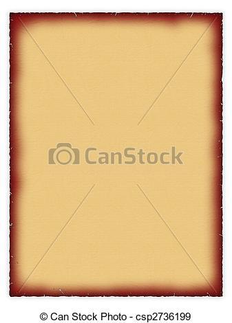 Clip Art of Papyrus.