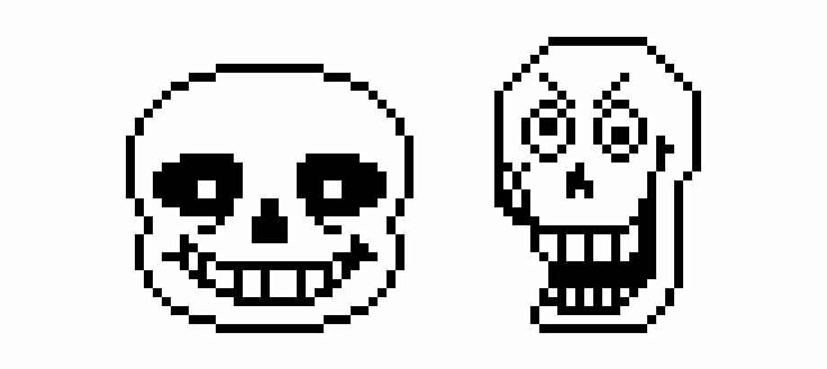 Sans And Papyrus.