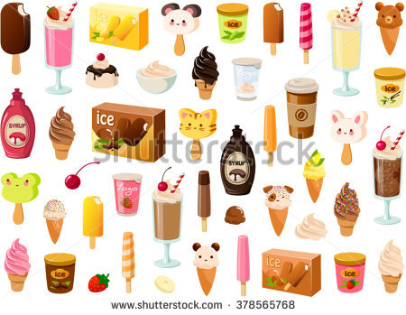 Soft Serve Ice Cream Stock Images, Royalty.
