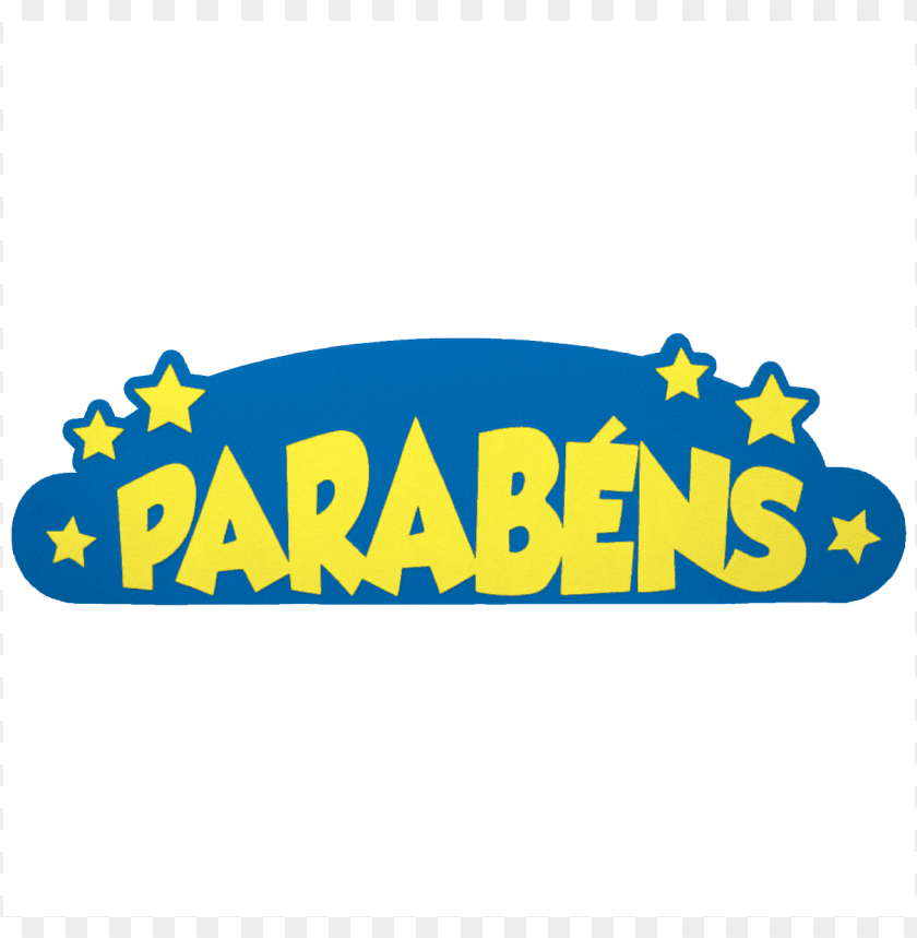 parabéns PNG image with transparent background.