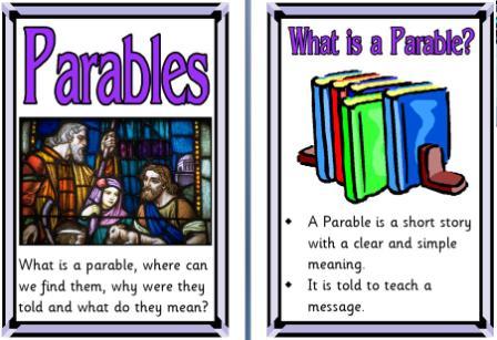 Parables Clipart.