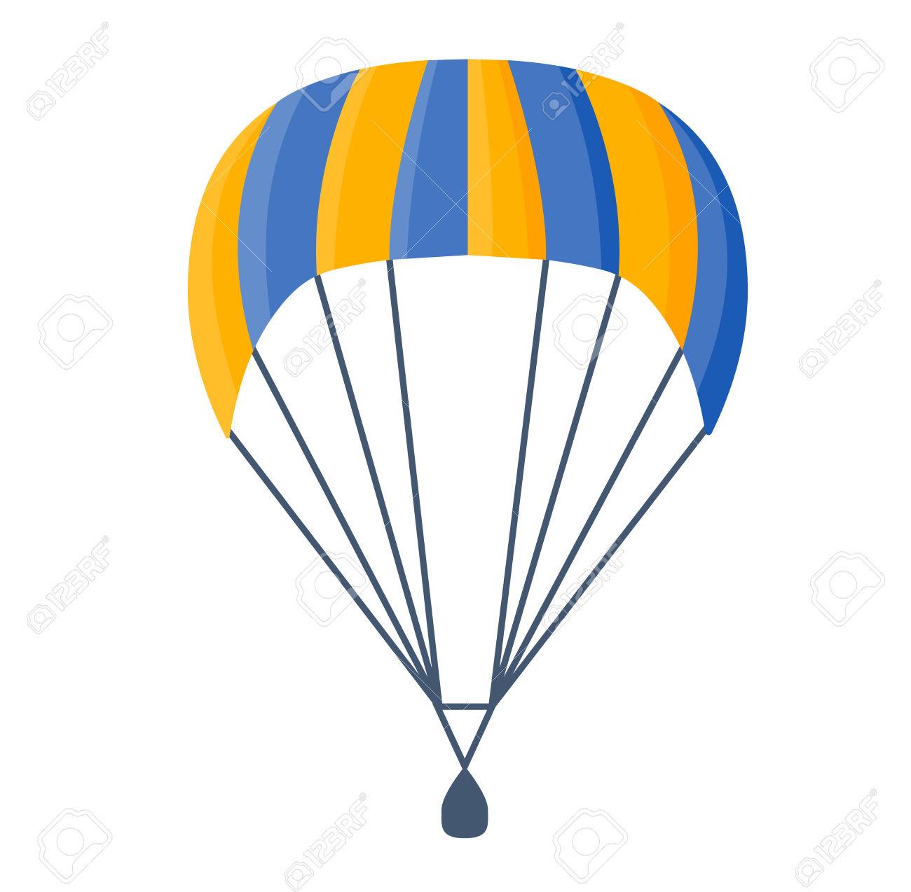 cartoon clipart parachute - photo #5