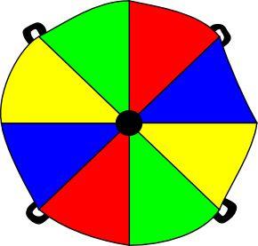 Parachute Games List.