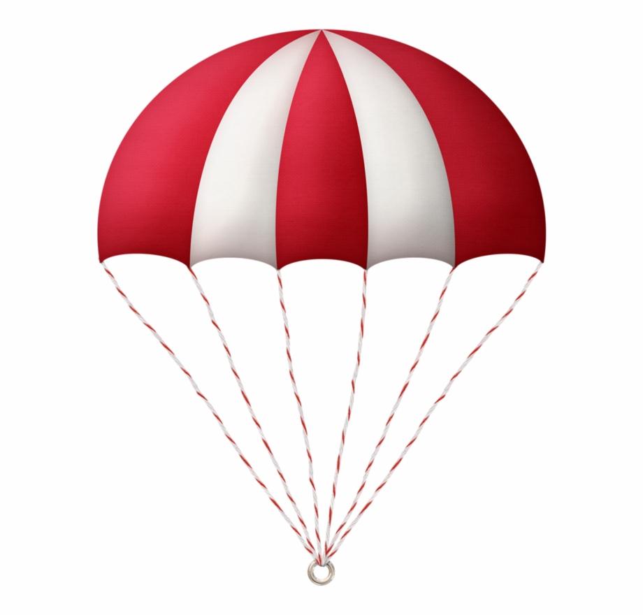 Parachute Clipart Pdf , Png Download.