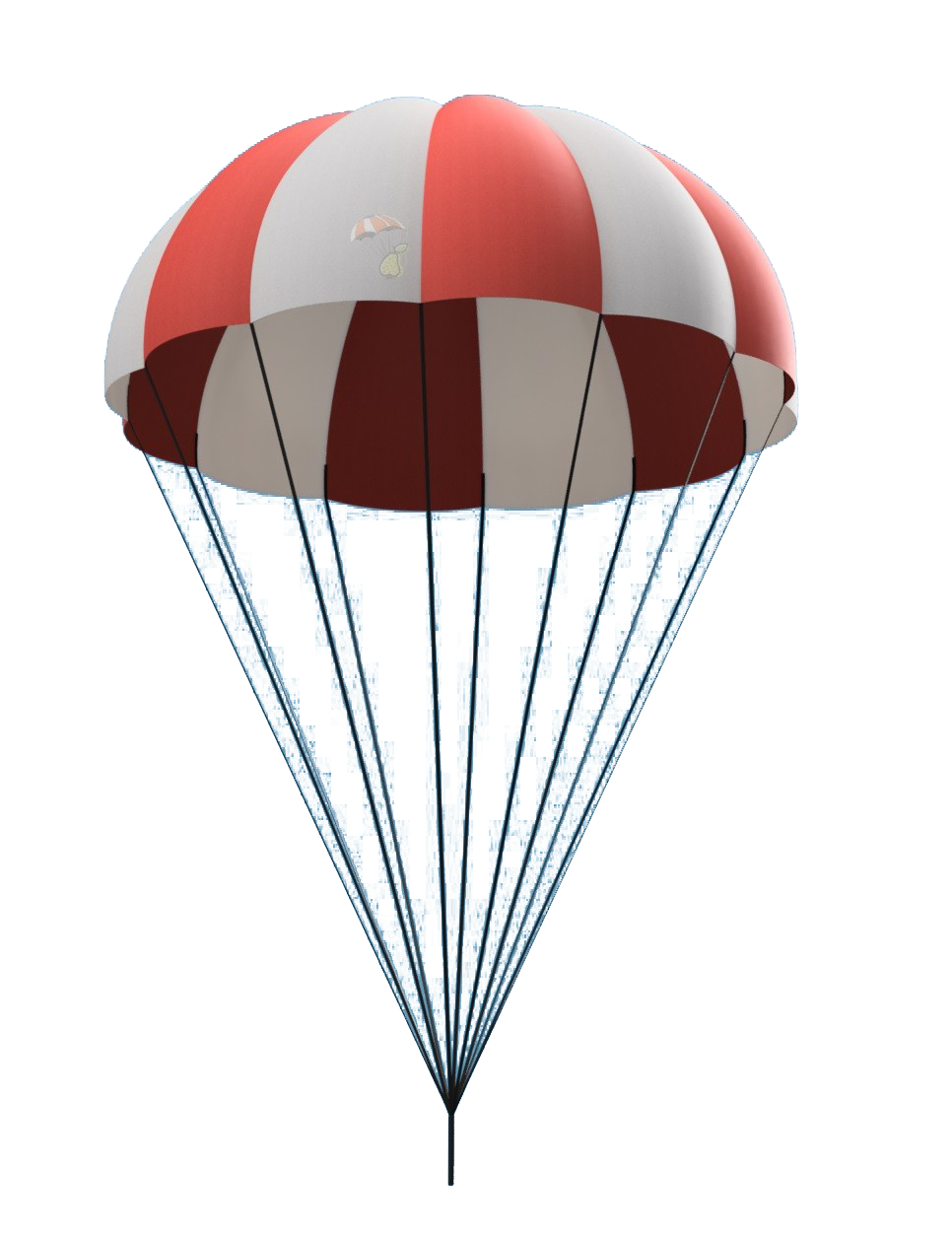 Parachute PNG Free Image Download.