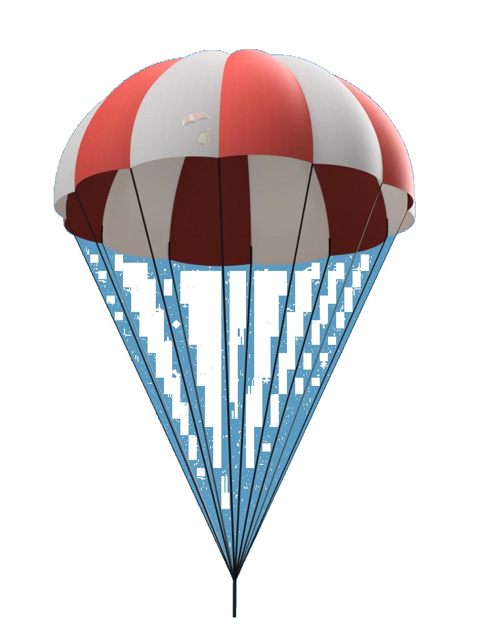 Parachute PNG Free Image Download.