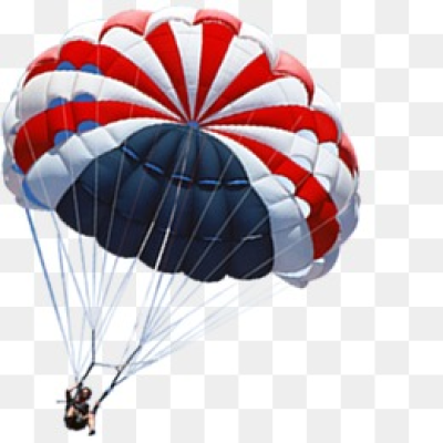 Parachute PNG.
