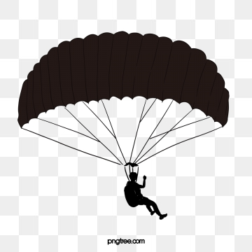 Parachute Png, Vector, PSD, and Clipart With Transparent.
