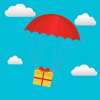 Parachute Vectors, Photos and PSD files.