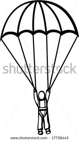 Parachute 20clipart.