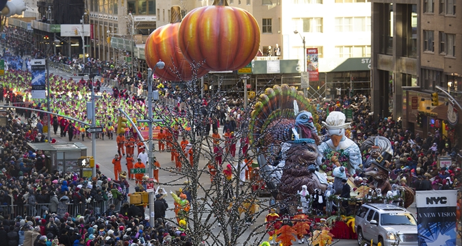 Macy's Thanksgiving Day Parade Hotels.