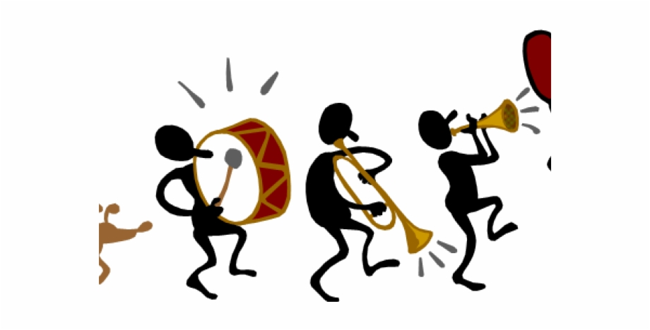 Applause Clipart Nasik Dhol.