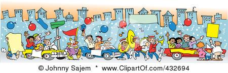 Parade Free Clipart.
