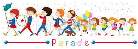 6,998 Parade Stock Illustrations, Cliparts And Royalty Free Parade.